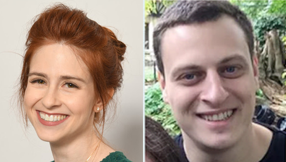 Congratulations to PhD students Inbal Oz and Rami Hador from the School of Chemistry for winning the Eran and Avital Rabani Award for groundbreaking work in Chemistry