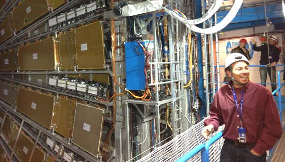 Research at the School of Physics & Astronomy